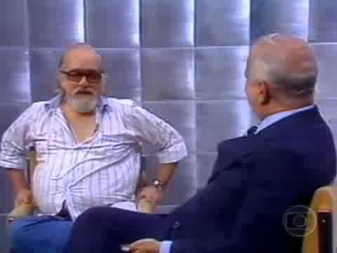Vinícius de Moraes (Canal Oficial)_Painel Otto Lara Resende entrevista Vinicius de Moraes (1977).