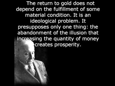 Ludwig von Mises - A collection of quotations from the works of the great Austrian economist Ludwig von Mises.