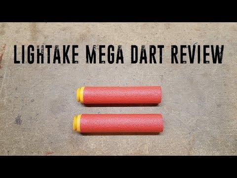 LighTake Mega Dart Review