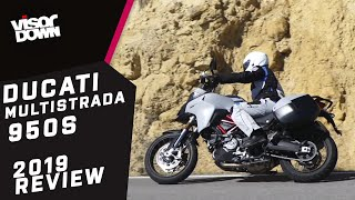 6. Ducati Multistrada 950S Review 2019
