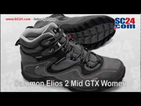 Salomon Elios 2 Mid GTX Women Art Nr  29687