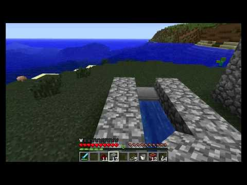 HOW 2 MINECRAFT: TNT Cannon