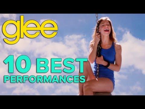 10 Best Glee Performances