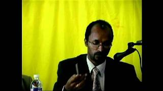 Ethiomedia - Judge Frehiwot Samuel Speaks In Seattle (2006)