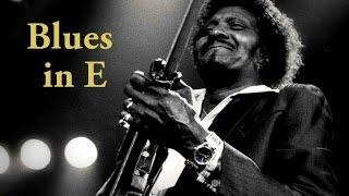 Video Texas Blues Albert Collins Style Guitar Backing Track in E 122 bpm MP3, 3GP, MP4, WEBM, AVI, FLV Oktober 2018