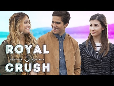 JUST FRIENDS | ROYAL CRUSH SEASON 4 EPISODE 2