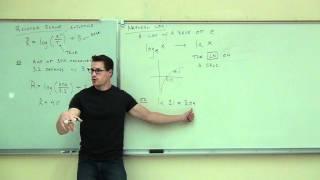 Intermediate Algebra Lecture 12.6