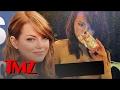 Emma Stone -- That Naked Selfie Isn't Me