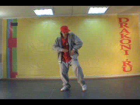 Обучающее видео hip-hop (хип-хоп): monastery