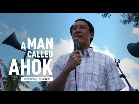 "FILM ""A MAN CALLED AHOK"" 