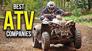 9. Top 5 Best ATV Companies of 2017