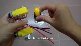 Mua linh kiện: http://linhkienrobotics.com/Khóa học online: https://goo.gl/xlDyDMBlog: http://www.hoclamrobot.com/Facebook: https://goo.gl/B1ZSXkGoogle+: https://goo.gl/L5rcjhEmail: robotchomoinguoi@gmail.comSđt: 01256729315 (Anh robot )        01664422772 (Mr.Thanh - tư vấn linh kiện và đặt hàng)