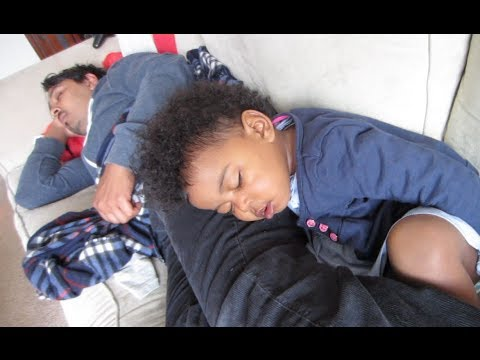 The Sweetest Moment April 18%2C 2014 %7C Naptural85 Vlog
