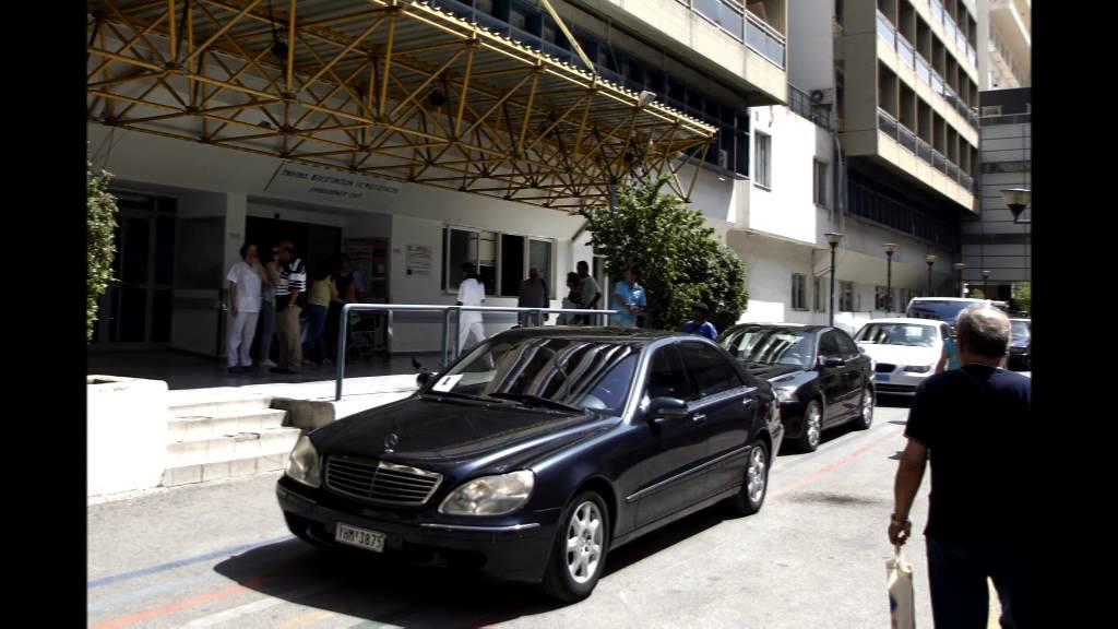 Επίσκεψη Φάιμαν στον  Ευαγγελισμό και το Κοινωνικό Ιατρείο Αθήνας