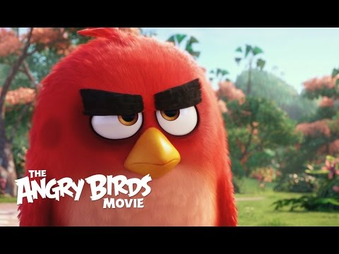 Watch the first trailer for The Angry Birds