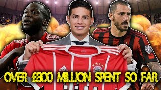 Has This Been The Craziest Transfer Window Ever?!    #SundayVibes by Football Daily