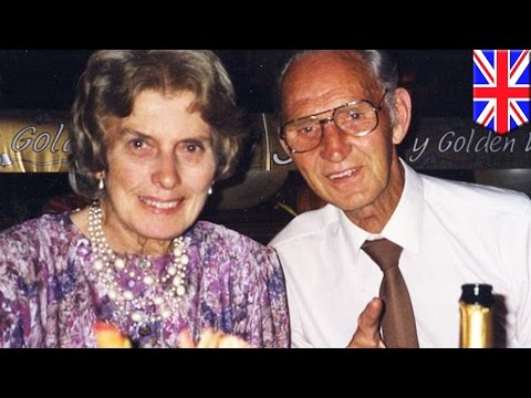 True love: Husband dies within minutes of being told wife of 65 years has passed away