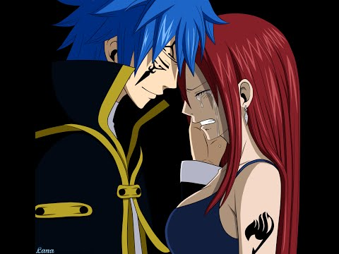 Fairy Tail Jerza AMV- Angel's Tears