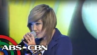 Download Lagu Gandang Gabi Vice: Charice brings crowd to its feet with 'Louder' Mp3