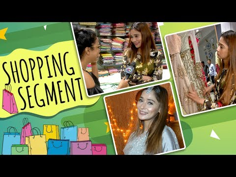 SARA KHAN Day Out  | Celebrity Shopping Spree