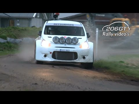 TankS Rally 2015 with MITSUBISHI MIRAGE R5
