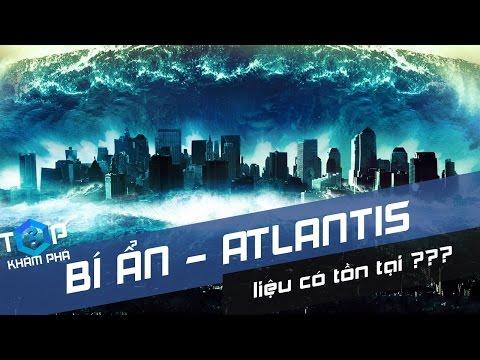 Những BÍ ẨN Khủng Khiếp về thành phố truyền thuyết ATLANTIS - Thời lượng: 18 phút.