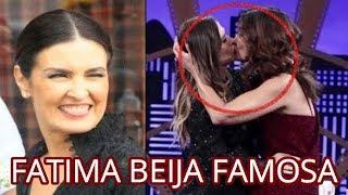 Notícias dos famosos - Fatima Bernardes Surge Aos BEIJOS COM FAMOSA APRESENTADORA e choca Fãs...
