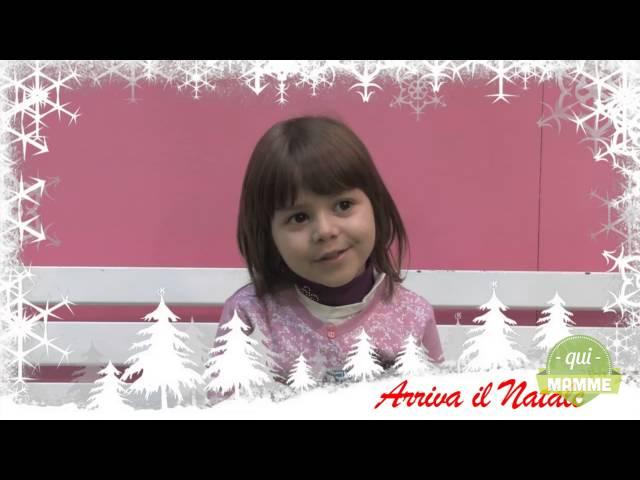 Parole di bimbi: arriva il Natale! Che ne pensi?