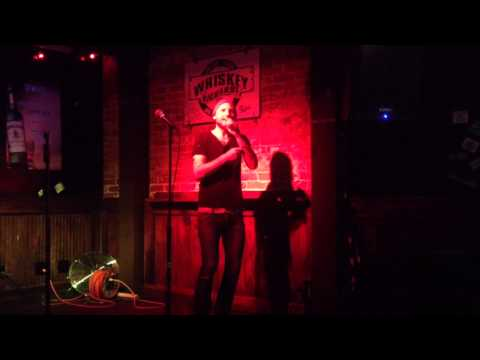 Casey Black does karaoke: