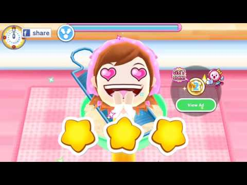 Cooking Mama Let's Cook! - Combine Steak & Omlet