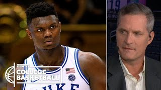 Could Zion Williamson's fatigue cost Duke the ACC title vs. Florida State? | College GameDay
