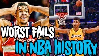 Video The 13 Worst FAILS AND BLOOPERS in NBA History MP3, 3GP, MP4, WEBM, AVI, FLV Mei 2019