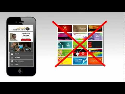 Video of mCard Technology