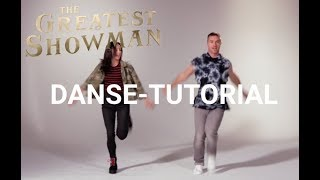 Video The Greatest Showman | Danse-tutorial This is Me | 2017 MP3, 3GP, MP4, WEBM, AVI, FLV April 2018