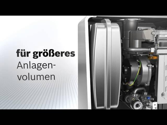 Junkers – Cerapur 9000i