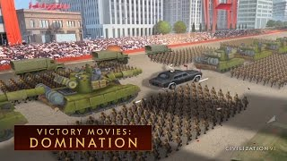 Video CIVILIZATION VI - Domination Win (Victory Movies) MP3, 3GP, MP4, WEBM, AVI, FLV Maret 2018
