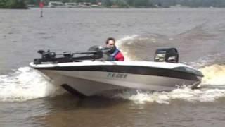 4. Bass Boat Crash