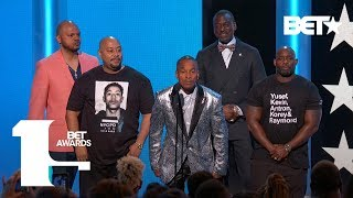 The Exonerated Five Are Honored For Their Truth & Resilience | BET Awards 2019