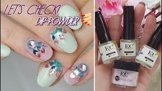 Let's check: MEGA GÜNSTIGES DIP POWDER Set | +Dreamcatcher Look | Danana - YouTube