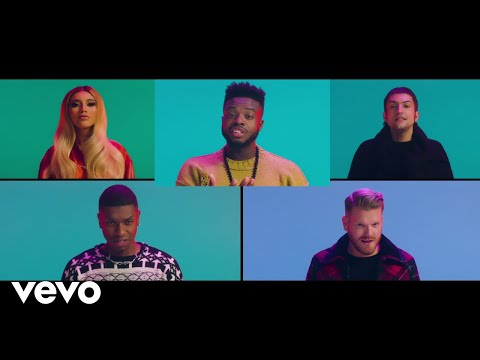 [OFFICIAL VIDEO] 12 Days of Christmas - Pentatonix