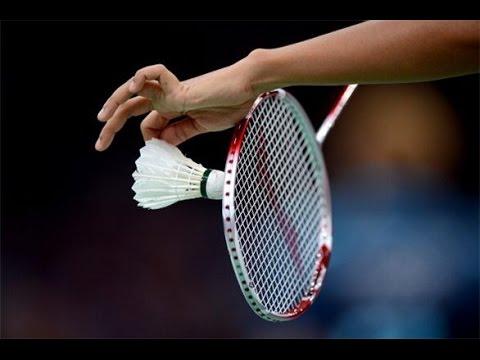 Badminton za početnike.