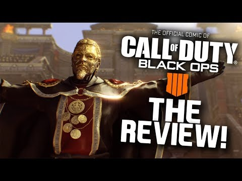 The Review (Call of Duty: Black Ops 4)