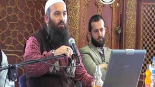 Me moral të mirë ngrihemi lart - Seminar në Londer - Bekir Halimi