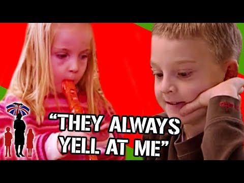 Older Brother Gets Blamed for Sister's Mistakes | Supernanny