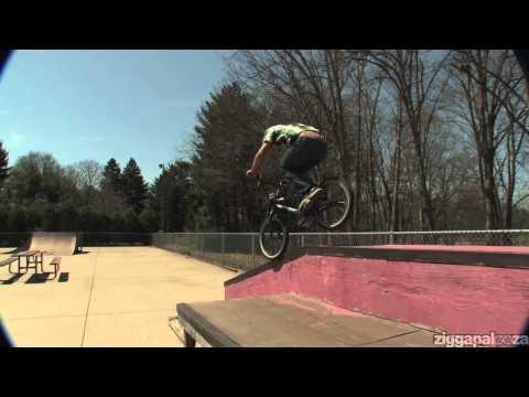 Bloomsburg, PA Skatepark 4-14-11