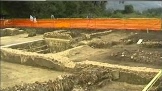 Visita area archeologica Aquinum