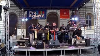 Video S.U.E. náměstí Míru Svitavy, 4. adventní neděle