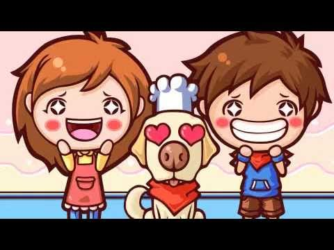 【Cooking Mama Movie】Max In Love! マックスの恋!