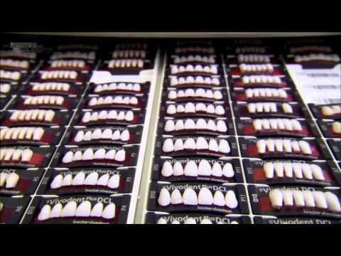 Как изготавливают зубные протезы