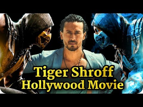 Tiger Shroff First Hollywood Action Movie With Mortal Kombat Producer Lawrence Kasanoff